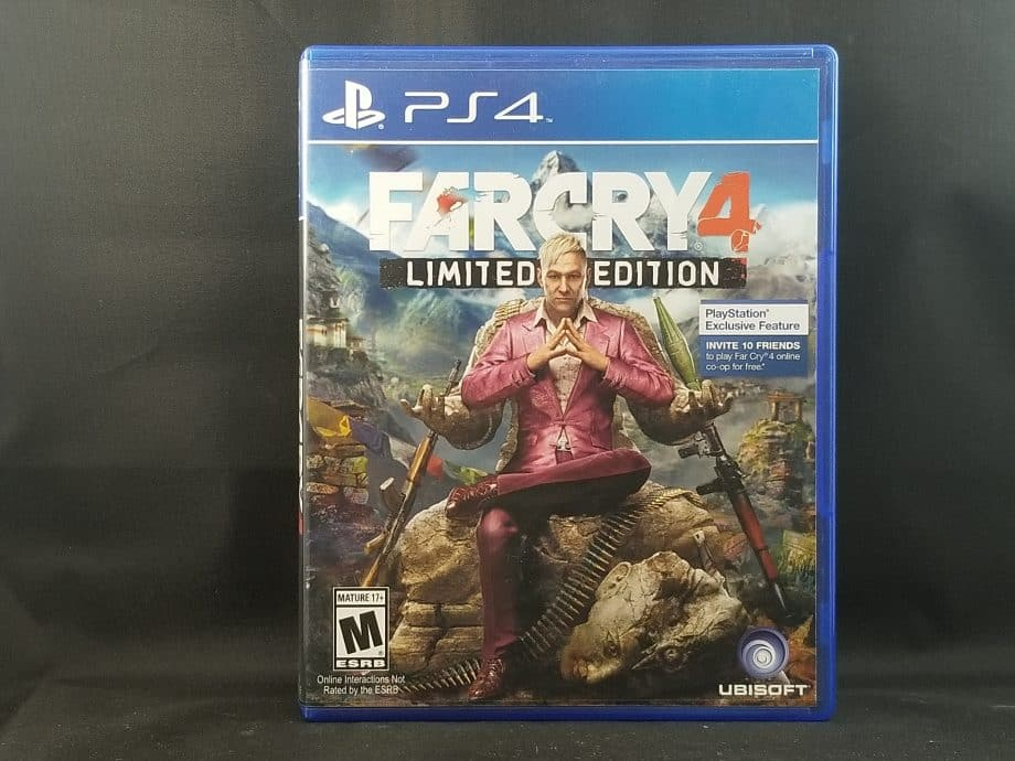 Far Cry 4 Front