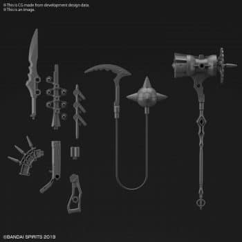 Customize Weapons Fantasy Weapon Pose 1