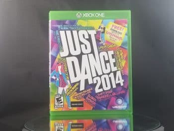 Just Dance 2014 Front