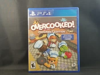 Overcooked Gourmet Edition Front