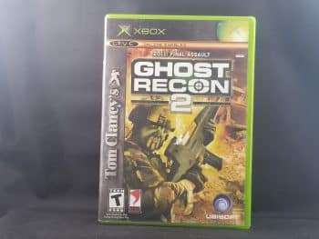 Ghost Recon 2 Front