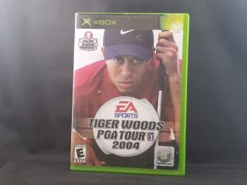 Tiger Woods 2004 Front