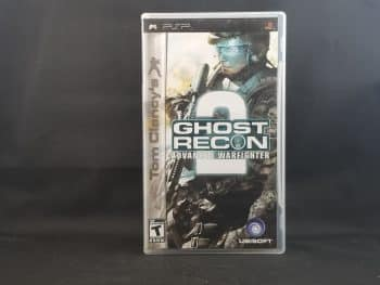 Ghost Recon Advanced Warfighter 2 Front