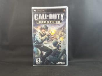 Call Of Duty Roads To Victory Front