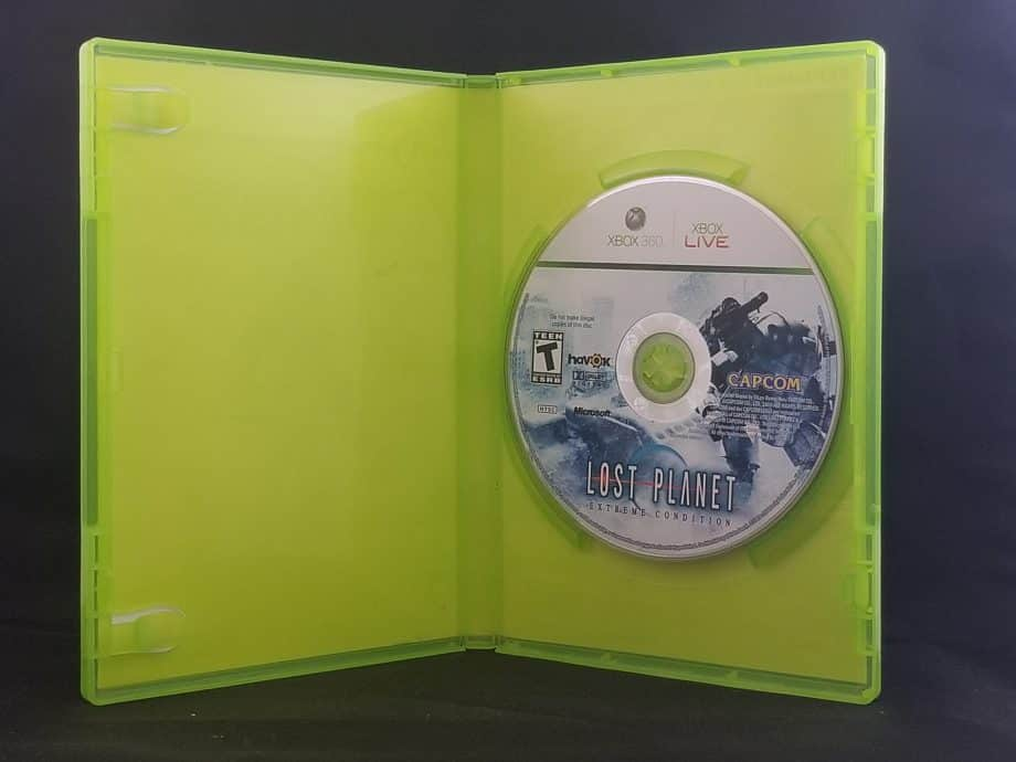 Lost Planet Extreme Condition Disc