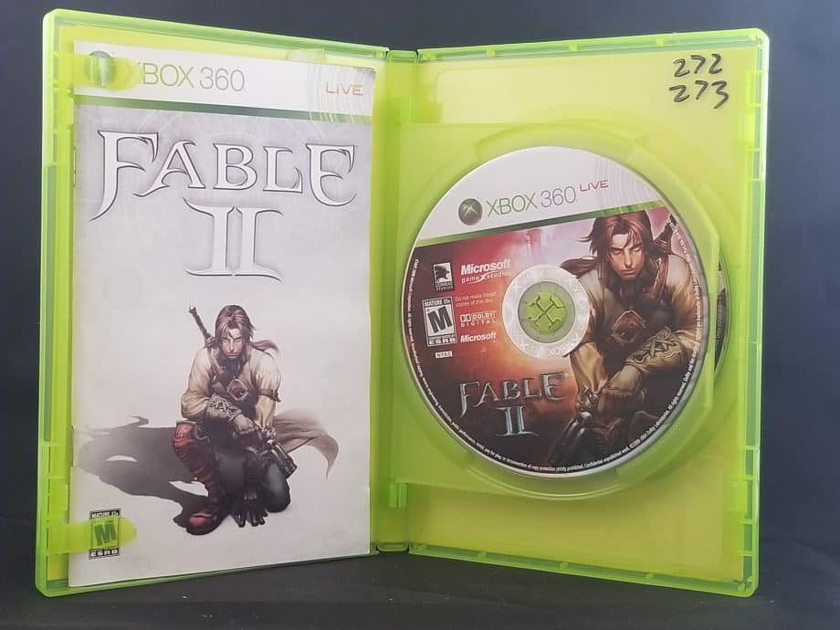 Fable II Limited Edition Disc 1