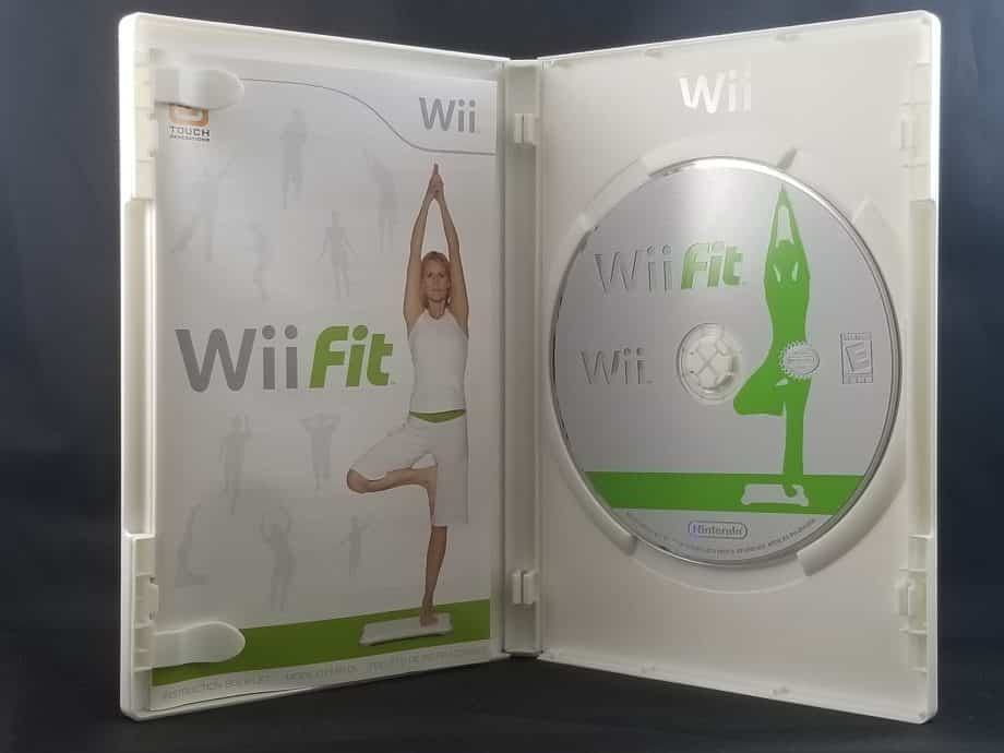 Wii Fit Disc