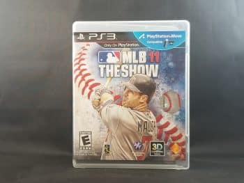 MLB 11 The Show Front