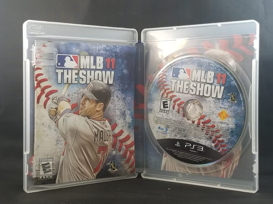 MLB 11 The Show Disc