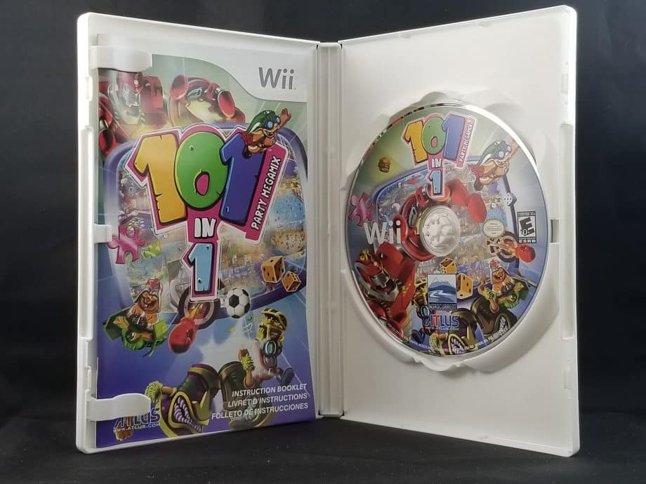 101-In-1 Party Megamix Disc