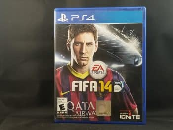 FIFA 14 Front