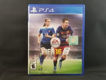 FIFA 16 Front