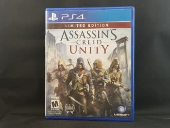 Assassin's Creed Unity Limited Edition Front