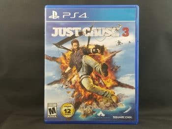 Just Cause 3 Front