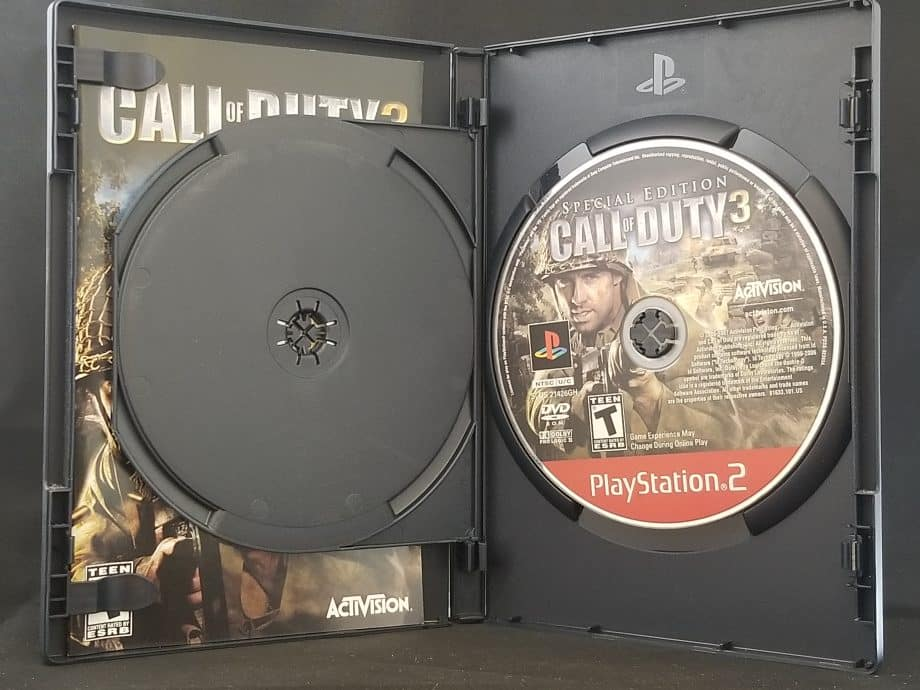 Call Of Duty 3 Special Edition Disc 2