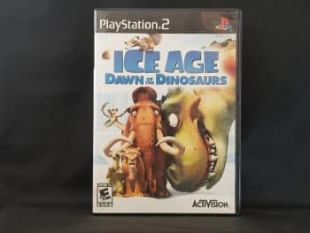 Ice Age Dawn Of The Dinosaurs Front