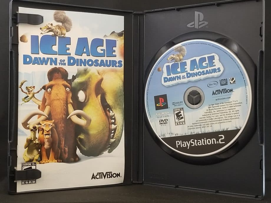 Ice Age Dawn Of The Dinosaurs Disc