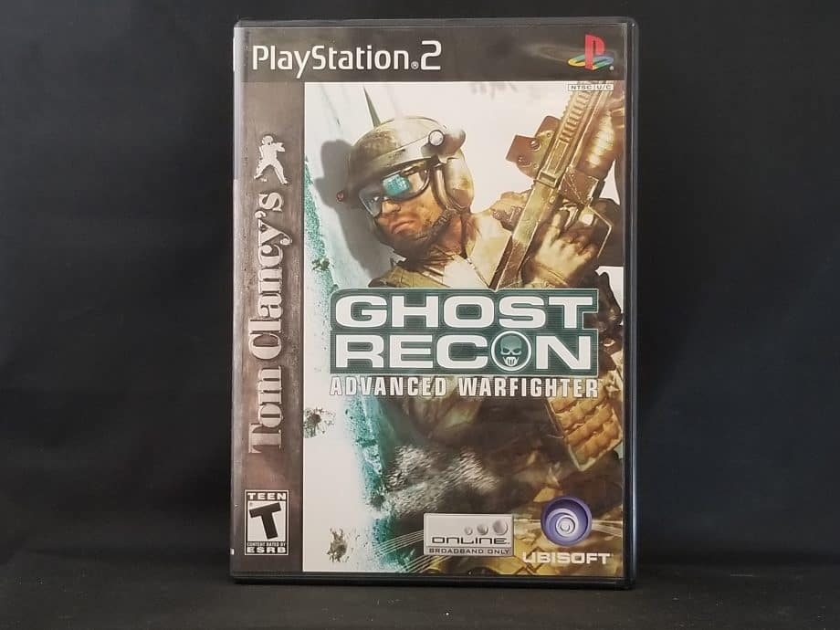 Ghost Recon Advanced Warfighter Front