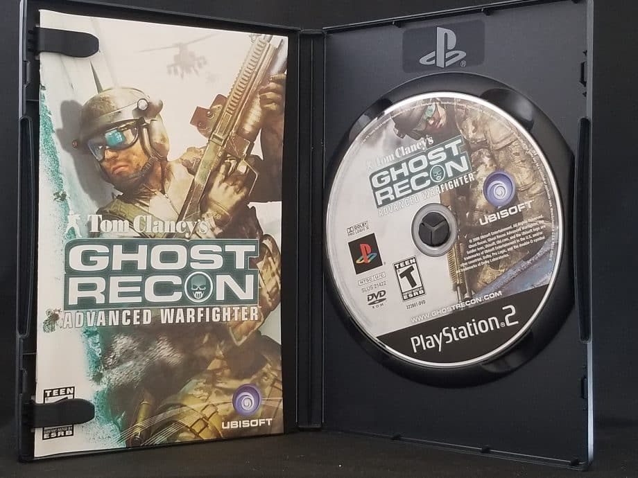 Ghost Recon Advanced Warfighter Disc