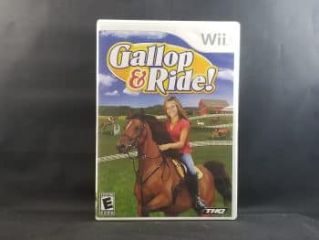 Gallop And Ride Front