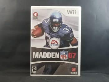 Madden 2007 Front