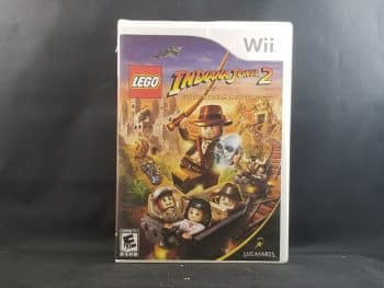 LEGO Indiana Jones 2 The Adventure Continues Front