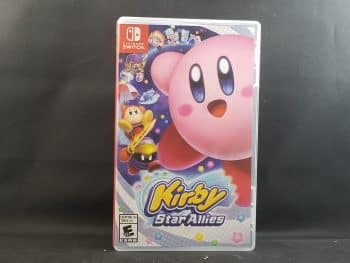 Kirby Star Allies Front